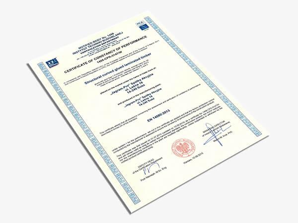 Certificado ITB